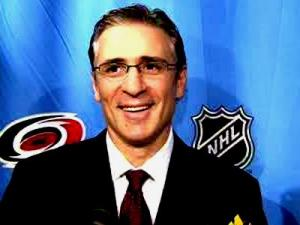 Canes Assistant GM Ron Francis