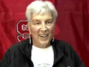 Press Conference: Kay Yow