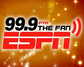 99.9 ESPN Logo