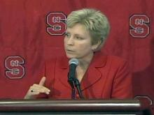 Web only: Debbie Yow introduced as N.C. State athletic director