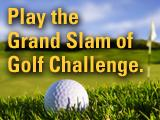 Golf Grand Slam Contest promo 160x120