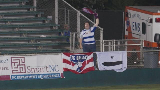 Carolina RailHawks vs. FC Dallas