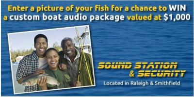Sound Station & Security best catch contest