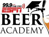 99.9 The Fan Beer Academy