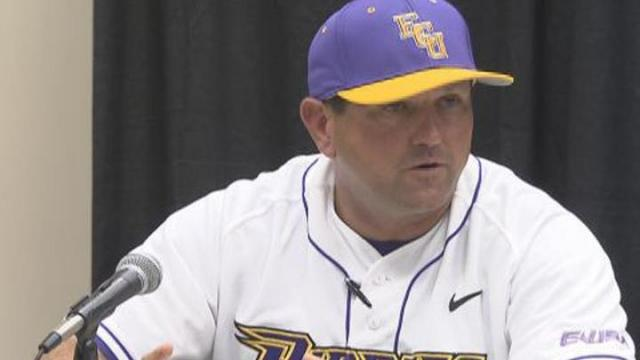 ECU baseball Billy Godwin