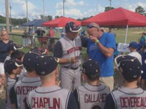 Kids learn many things on a baseball field: competition, hard work and the value of a team among them. This summer, one group from Raleigh learned what it means to care.