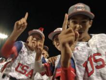 A team from West Raleigh topped Mexico for the Cal Ripken World Series title in Aberdeen, Md.