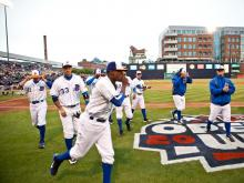 Lots of fun pre-game festivities are planned to help the Durham Bulls kick off the 2013 season.