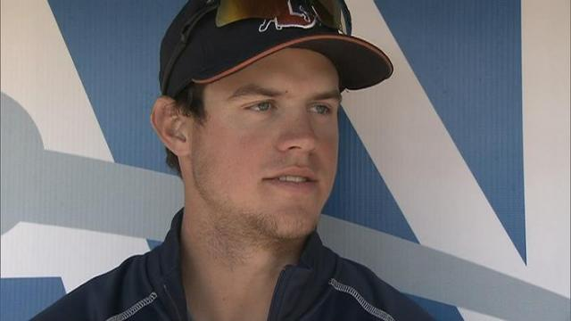 Myers: It's nice to get close to home