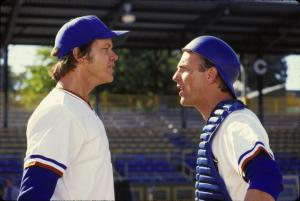Scene from 'Bull Durham'