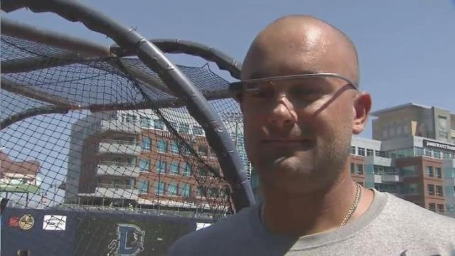 Google glass at the DBAP