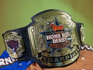 Triple-A Home Run Derby Belt