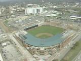 Gravley: Building of the Durham Bulls Athletic Park