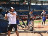 Faulk, Staal take BP with Durham Bulls