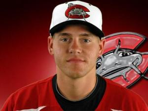 Mike Rayl, Mudcats pitcher