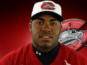 Jesus Aguilar, Mudcats infielder