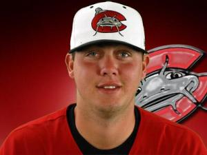 Michael Goodnight, Mudcats pitcher