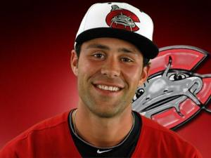 Anthony Gallas, Mudcats outfielder
