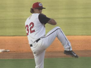 Mudcats' Merritt posting must-see numbers