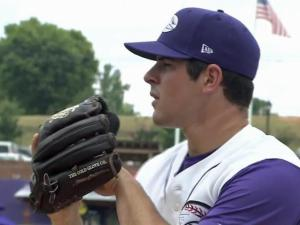 Carlos Rodon made his Winston Salem Dash debut in July 2014.