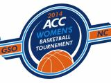2014 ACC women's tournament logo