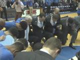 UNC-Duke pregame moment of silence