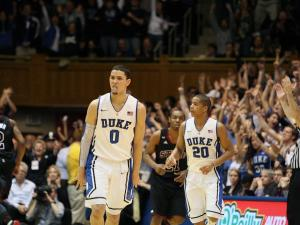 Duke posts second half rally to clip NC State
