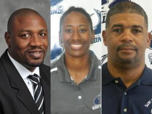St. Aug adds three assistants