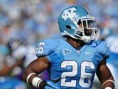 North Carolina gets win over ECU, 27-6