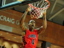 Darren White scored a career-high 36 points Friday night, helping the Campbell Camels beat Appalachian State, 101-82.