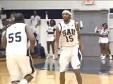 Highlights: St. Aug downs Livingstone, 85-76