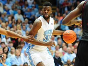Reggie Bullock (35) during the North Carolina Tar Heels vs. NC State Wolfpack NCAA basketball game, Saturday, February 23, 2013 in Chapel Hill, NC.