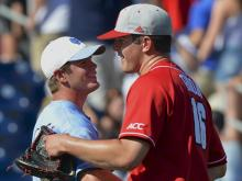 "NC State pitcher Carlos Rodon was named USA Baseball's Richard W. ""Dick"" Case Player of the Year Tuesday, joining the likes of Stephen Strasburg and Ryan Zimmerman."