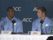 UNC players: Last year was a big step for us