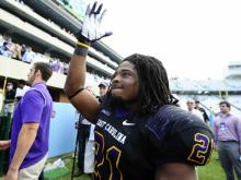 The East Carolina Pirates have waited a long time for a game like they had in Kenan Stadium Saturday, and they couldn't have put together a much better one.