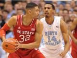 UNC builds lead, coasts past NC State, 84-70