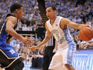 Duke and UNC battle in Chapel Hill