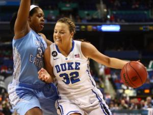 Duke vs. UNC women for ACC semifinal