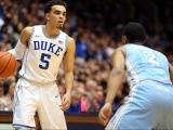 Duke fends off UNC in OT, 92-90