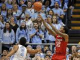 UNC, NC State battle at Dean Dome