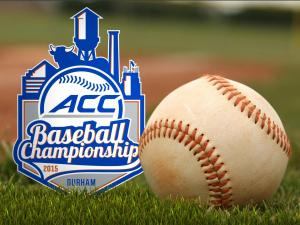2015 ACC Baseball Championships logo