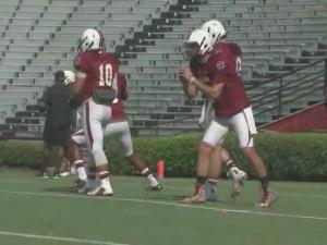 Fialko: Former Wakefield QB Mitch gets the start against UNC