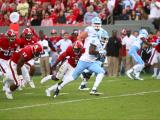 UNC, NC State battle it out at Carter-Finley