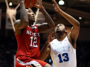 Duke holds off feisty NC State, 88-80