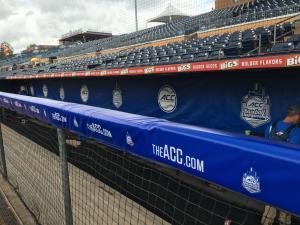 ACC Baseball Tournament opens at DBAP