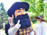 App State mascot Yosef