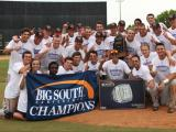Campbell claims 2014 Big South Tournament title