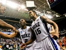 The Blue Devils are going to the Sweet 16 for the first time since 2006.