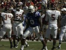 Duke starting LB Kromah out against State
