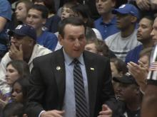 Coach K recruiting flap being clairified